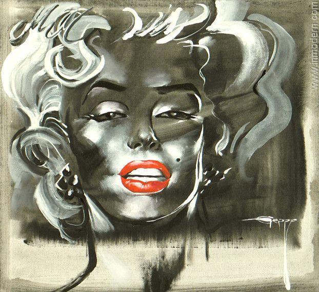 By Nady Gepp #gallery #artist #art