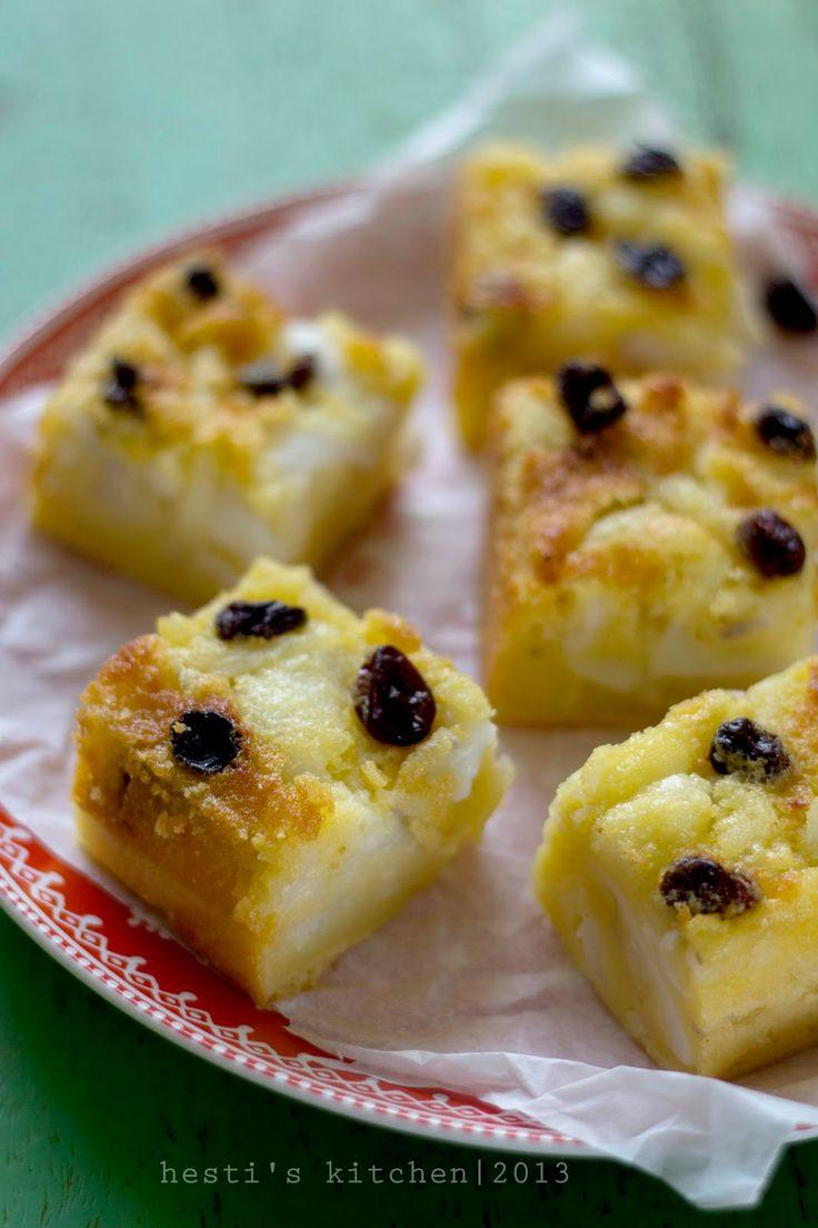HESTI'S KITCHEN : yummy for your tummy...: Klappertaart (versi kering)