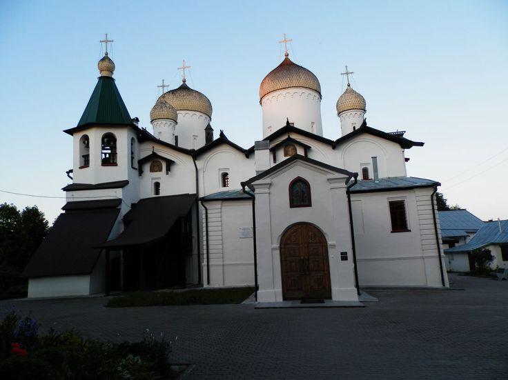 Церковь апостола Филиппа и чудотворца Николая (Россия, Velikiy Novgorod)