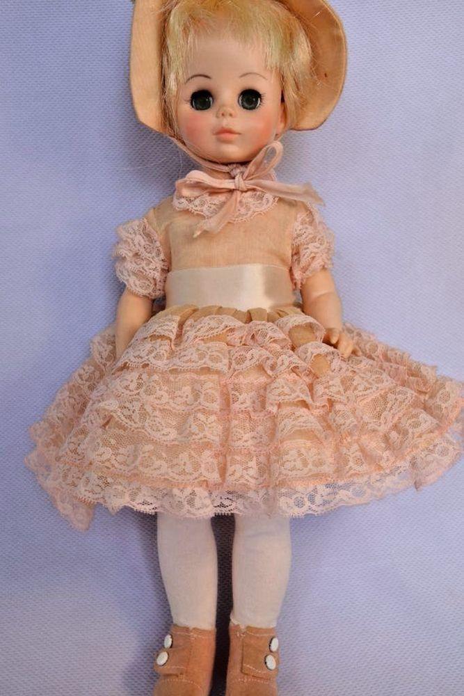"Madame Alexander Vintage Renoir Doll 14"" #1578 #MadameAlexander"