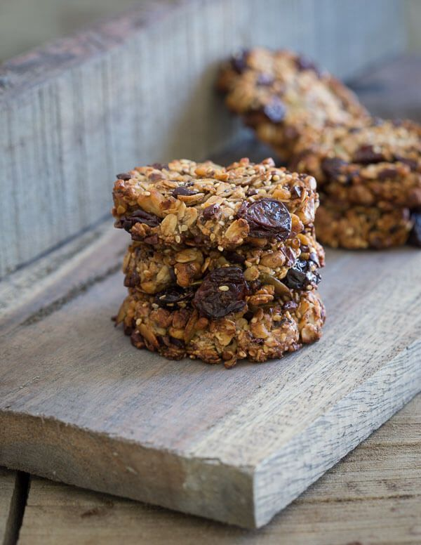 Cherry Power Cookies