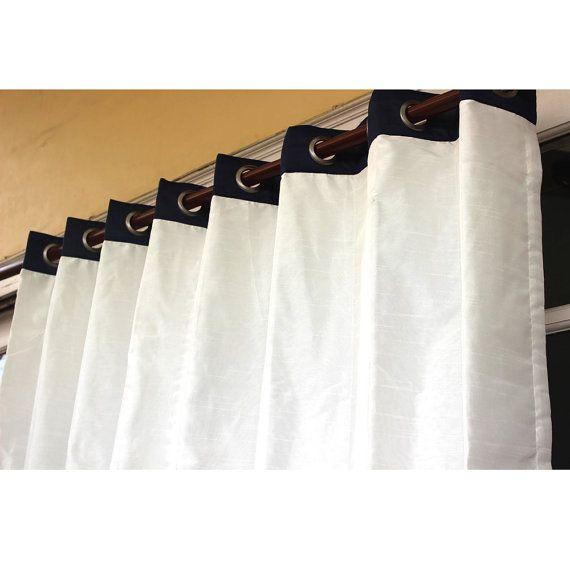 Hot Pink Shower Curtain Hooks Hidden Tab Curtains