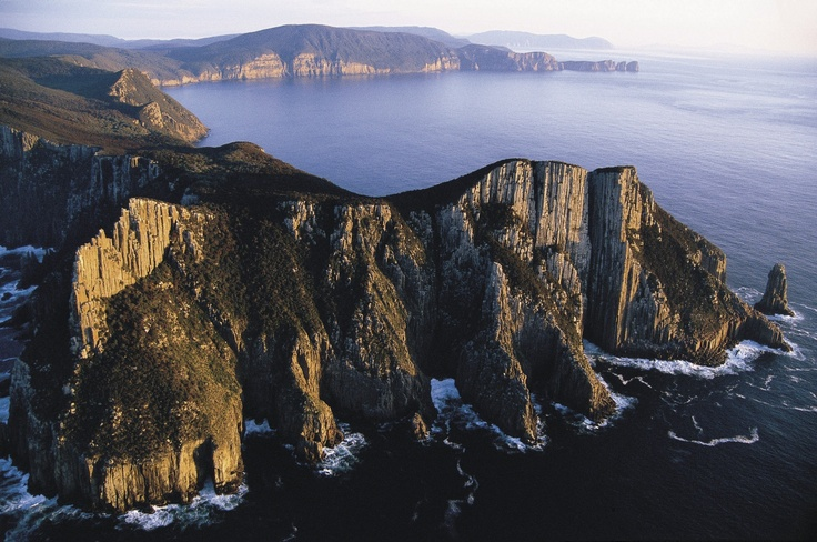 Cape Pillar, Tasman Peninsula, Tasmania, Australia