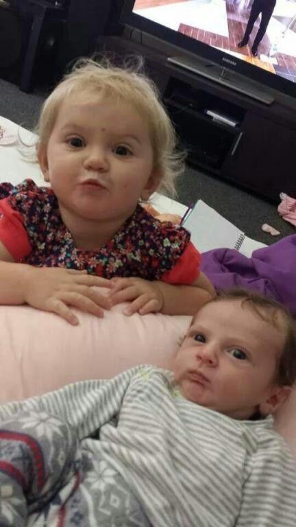 The cutie pie babies