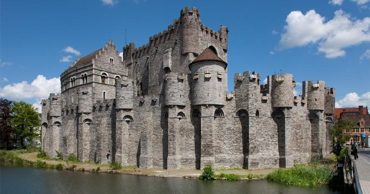 gravensteen gent - Google Search