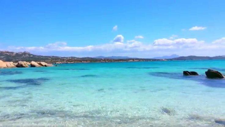 Isola Giardinelli in Sardegna. (è raggiungibile anche in automobile)