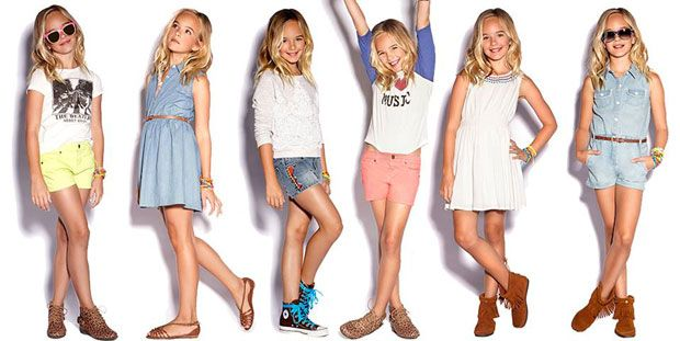 17 Best images about Moda Bambina