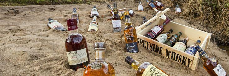 Skotsk whisky/Scotch, en af Skotlands største eksportvarer, med verdenskendte mærker som Johnnie Walker, Ballantine's og Chivas Regal. Med en velfunderet læs mere ...