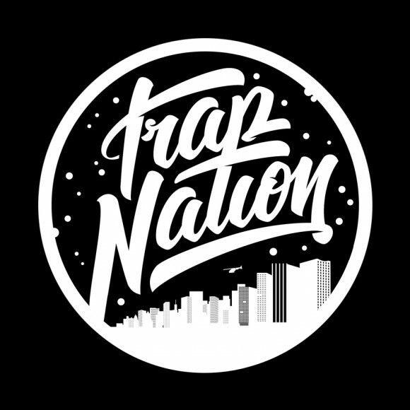 Trap Nation Logo 2018 Desain Logo Desain Gambar
