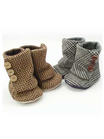 Annie's - Baby Boots Sewing Pattern