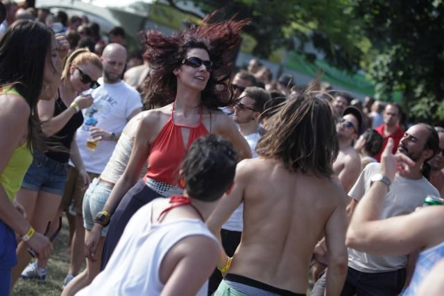 Plan for the PERFECT Labour Day Weekend in Montreal: Things to Do Montreal Labour Day Weekend: Have a Piknic... Electronik