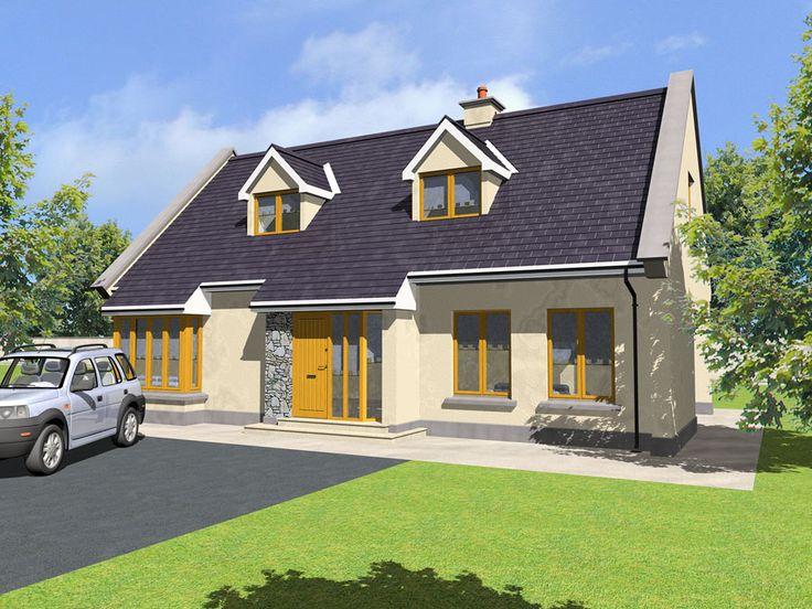 27 best house ideas images on pinterest dormer bungalow exterior blueprint home plans house plans malvernweather Choice Image