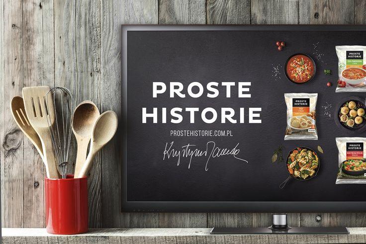 Nowa kampania reklamowa marki Proste Historie