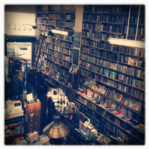 One of the best places in town! Love this place! Bell's Books, Downtown Palo Alto #books #local #paloalto