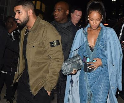 Welcome to Oma Trendz : Drake And Rihanna Parties Together!