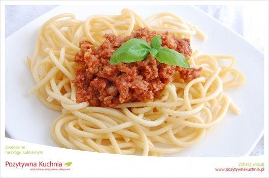 Spaghetti z pastą z zielonego kalafiora - #przepis na makaron z zielonym kalafiorem krok po kroku  http://pozytywnakuchnia.pl/spaghetti-z-pasta-z-zielonego-kalafiora/  #pasta #spaghetti #obiad #kalafior