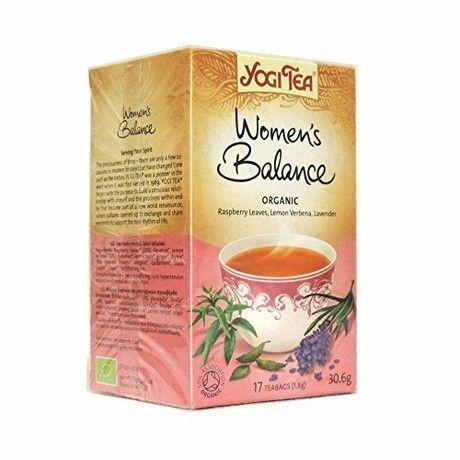 Yogi Tea Women'S Balance 17Bag