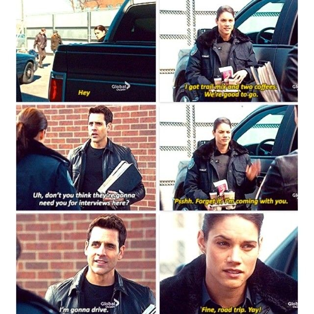 65 Best Images About Rookie Blue On Pinterest