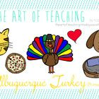 """This clipart goes along with the song from Dr. Jean """"Albuquerque Turkey.""""  You can also find song pages to go along with it on my blog:  theartofteachingintodaysworld.blogspot.com"""