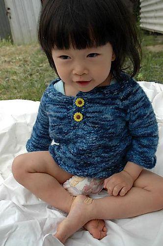 Ravelry: Mossy - sweater for kids pattern by Jolene Lye