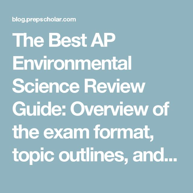 ap environmental science exam essays Directory of free ap environmental science practice tests we also list the best apes notes, free response questions, study guides, and multiple choice.