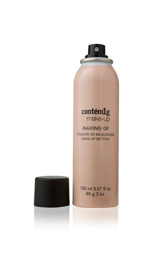 R$84 Fixador Making Of Fixador de Maquiagem Proporciona maior durabilidade à maquiagem  Possui secagem rápida. Para ser aplicado em todo o rosto após a finalização da maquiagem.