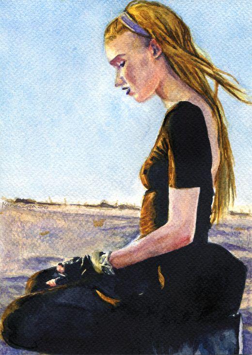 Grimes - by Karina Zyga (Vistingri)
