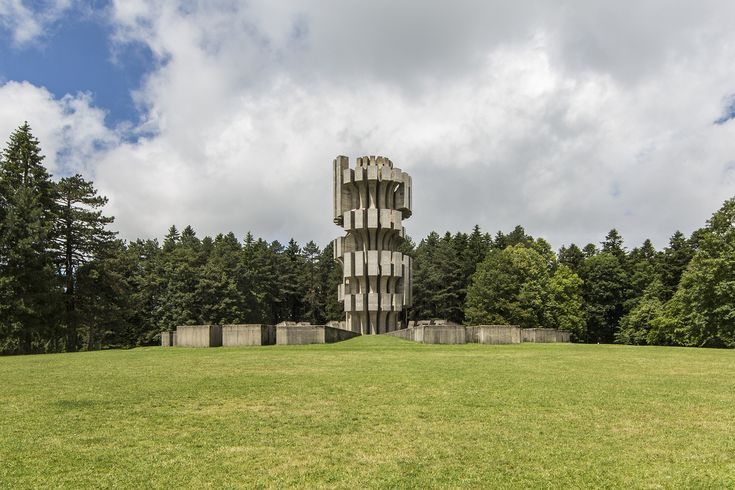 Gallery of Jonk's Photographs Depict the Abandonment and Beauty of Yugoslavian Monuments - 2