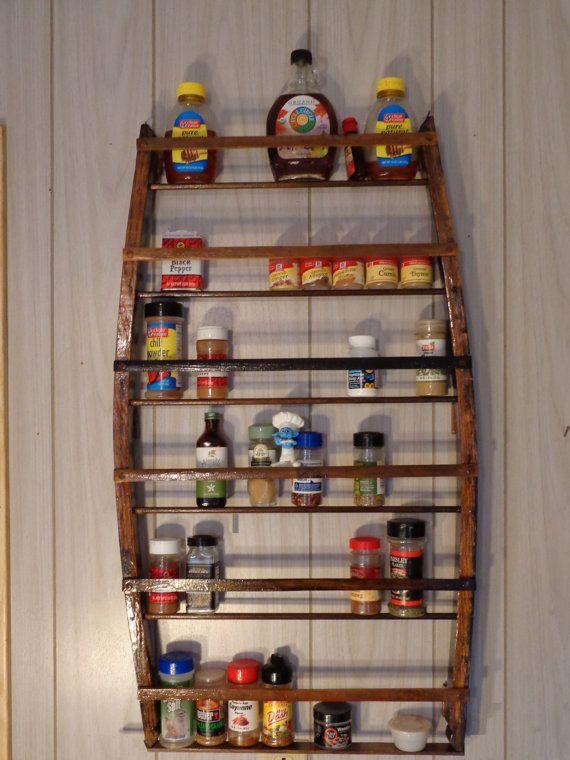 Die besten 25+ Large spice rack Ideen auf Pinterest Gewürzregale - gewürzregale für küchenschränke