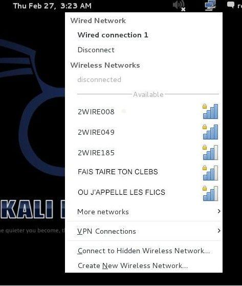Les noms de réseaux Wifi les plus drôles jamais trouvés