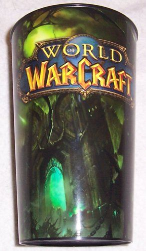 World of Warcraft Illidan Collectors Edition Cup Exclusive from ampm @ niftywarehouse.com #NiftyWarehouse #WoW #WorldOfWarcraft #Warcraft #Gaming