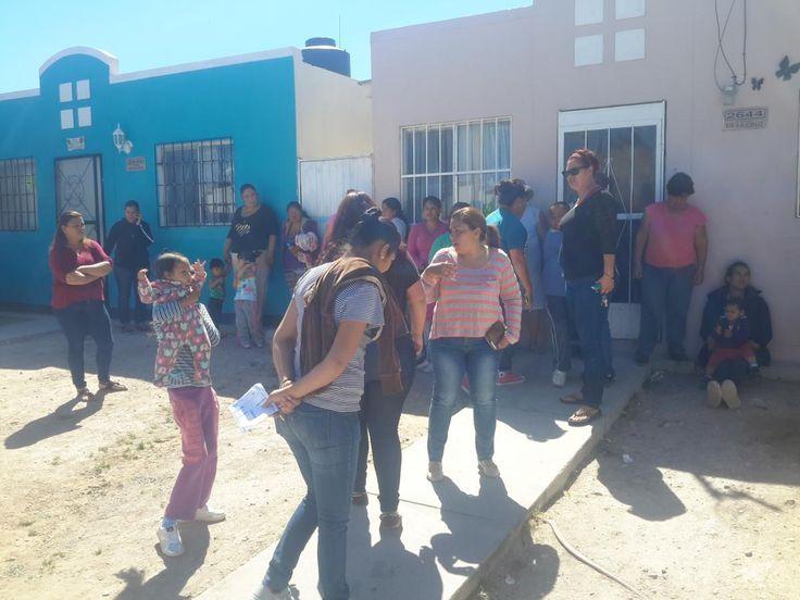 Vecinos de Portales Etapa I denuncian que llevan dos años sin servicio regular de agua, se asean en baños públicos o con agua purificada; Este 2017 sólo tuvieron agua 10 de 97 días | El Puntero