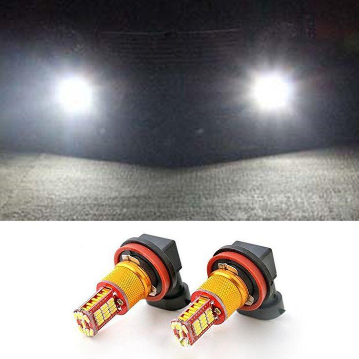 $11.40 (Buy here: https://alitems.com/g/1e8d114494ebda23ff8b16525dc3e8/?i=5&ulp=https%3A%2F%2Fwww.aliexpress.com%2Fitem%2F2pcs-Error-Free-Super-bright-White-H11-4014-60SMD-30W-LED-Fog-Light-Bulb-For-Renault%2F32748981621.html ) 2pcs Error Free Super bright White H11 4014 33SMD 10W LED Fog Light Bulb For Renault Megane Fluence Koleos Latitude Car Styling for just $11.40