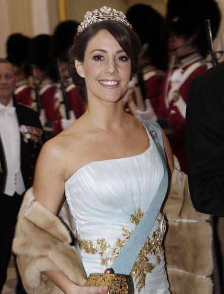 Cena de gala en el palacio de Christiansborg  – Danish Royalty & Weddings