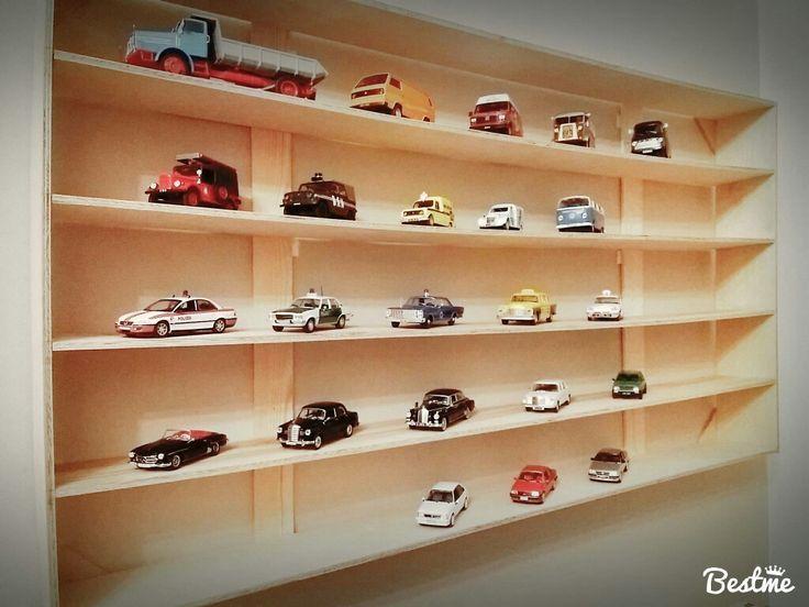 Model cars, die Cash Models 1:43