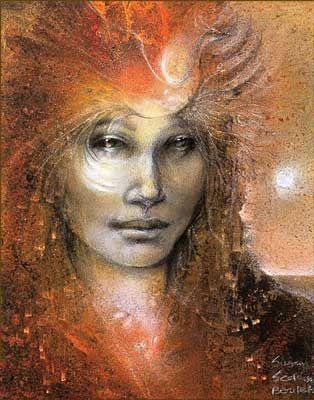 Brigid alias Bird Woman alias Firebird 1996, Susan Seddon Boulet