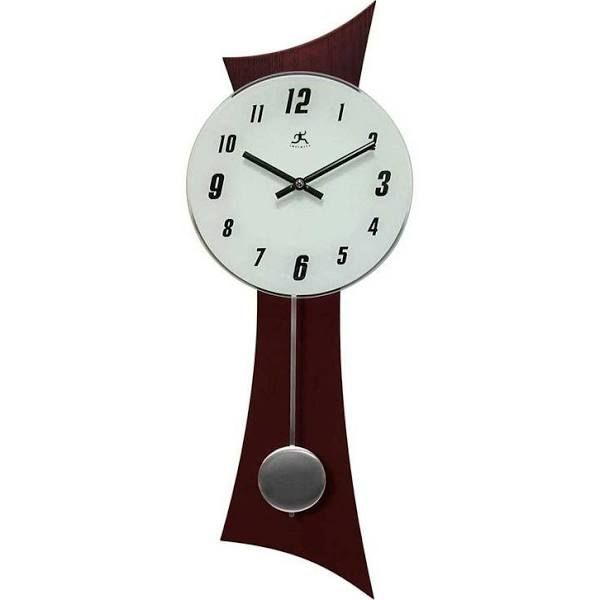 small wall clock for bathroom