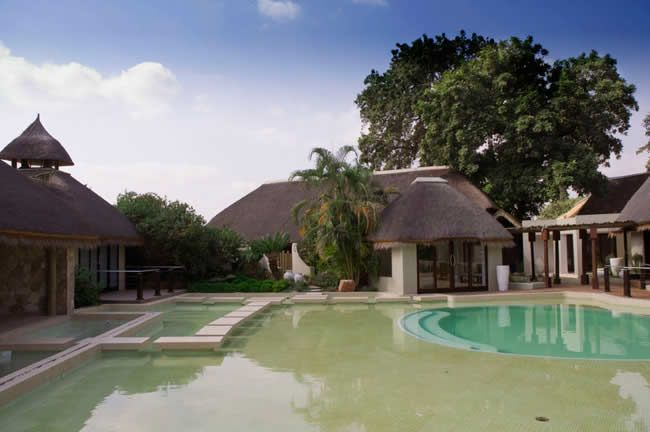 Hans Merensky Hotel and Spa in Phalaborwa. Situated on the border of the world renowned Kruger National Park, the Hans Merensky Hotel and Spa offers a unique blend of Golf and Game to both local and International visitors