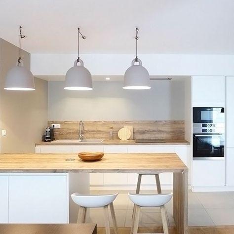 24 Gorgeous Modern Scandinavian Kitchen Ideas