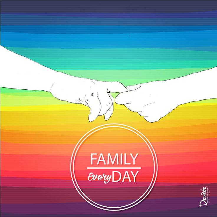 #DesirèeArt #graphicdesign #illustration #illustrazione #svegliatiitalia #familyeveryday #unionicivili #loveislove