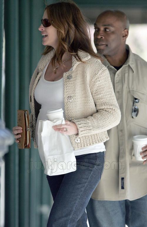 Julia Roberts Pregnant   Celebrity-gossip.net