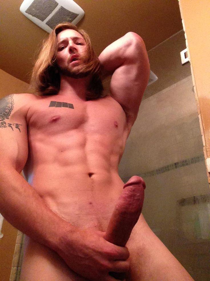 Hairy n Muscle Men : Photo