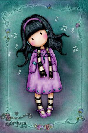 LITTLE SONG - Gorjuss © Copyright Suzanne Woolcott