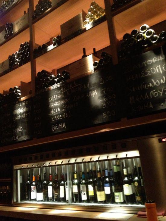 By the glass: το μοναδικό wine bar στην Αθήνα στο οποίο σερβίρουν 19 διαφορετικά κρασιά σε ποτήρι! Χικ...