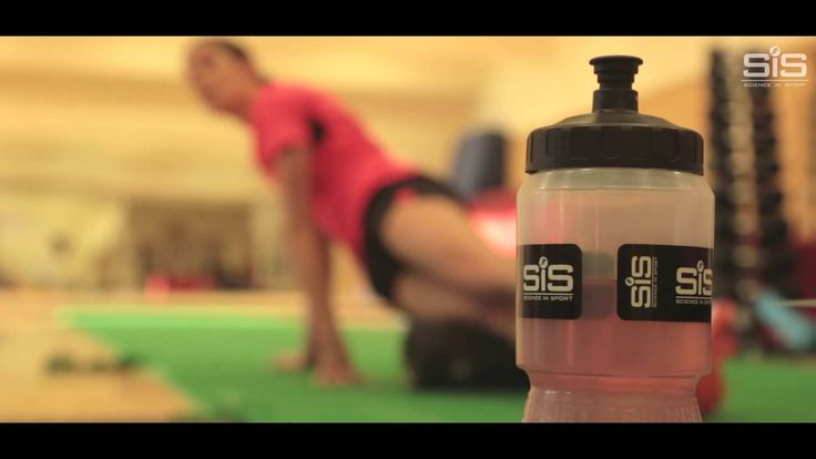 Triathlete Strength Training with Helen Jenkins - YouTube