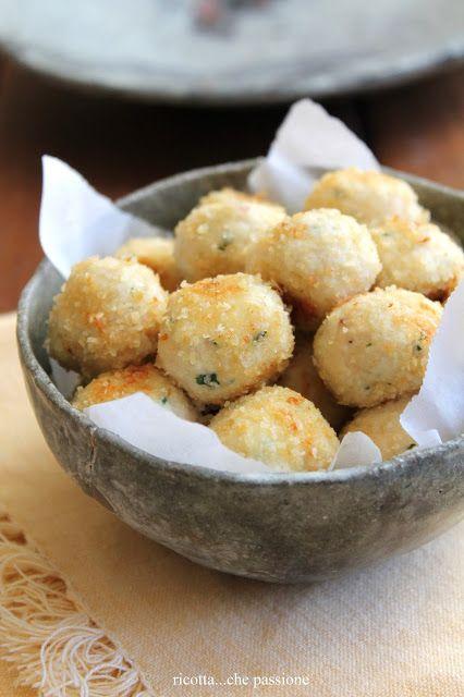Mini polpettine di pollo con insalata nord-sud