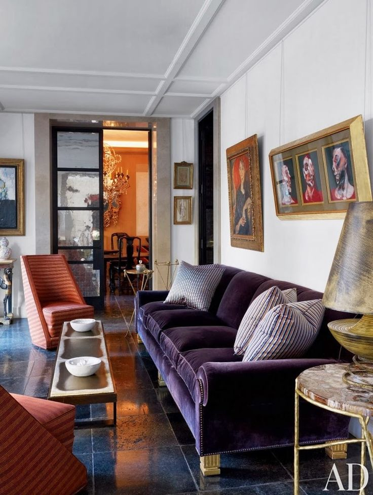 How To Style A Modern Sofas In A Big Living Room Set