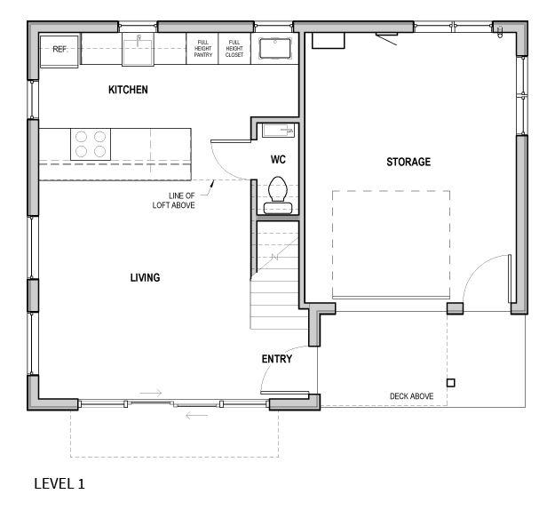 33 best house plans images on pinterest craftsman homes for Adu garage plans
