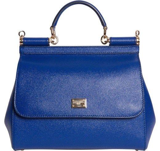 Borsa a mano blue Dolce e gabbana - Donna - Vinicio Boutique
