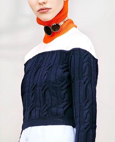 Decorialab knitwear Studio www.decorialab.com — (via Decorialab Pre-Fall Free Spirit Trend Report...